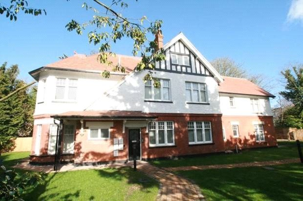 Thumbnail Flat to rent in Talbot Avenue, Talbot Woods, Bournemouth