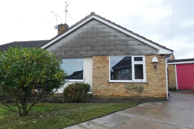 Thumbnail Semi-detached bungalow to rent in Marlowe Close, Whitstable