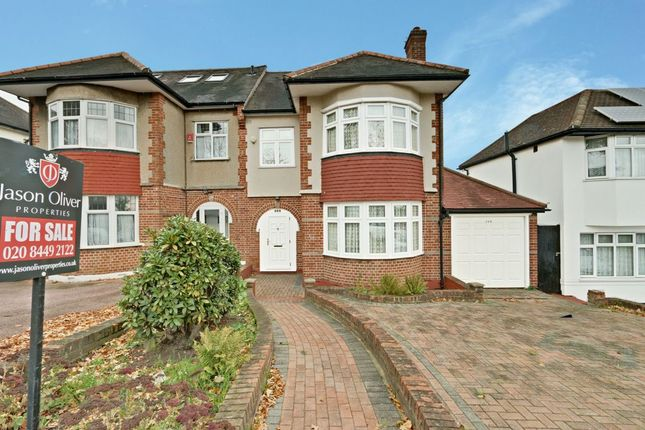 Thumbnail Semi-detached house for sale in Chase Road, Southgate