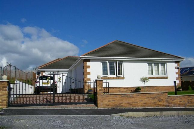 Thumbnail Detached bungalow for sale in Clos Nant-Y-Ci, Saron, Ammanford
