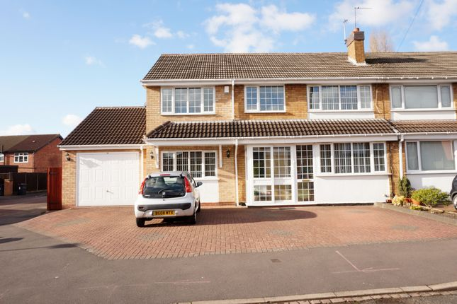 Thumbnail Semi-detached house for sale in Winleigh Road, Handsworth Wood, Birmingham