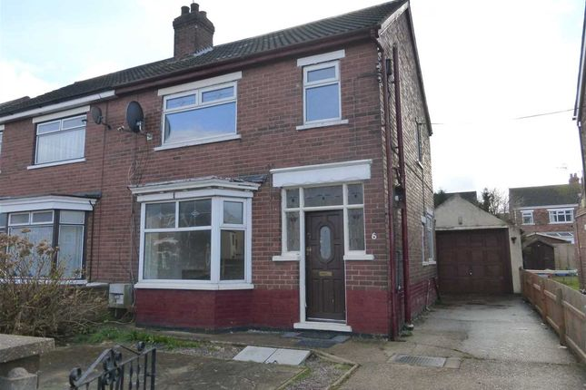 Thumbnail Semi-detached house to rent in Thompson Street, Scunthorpe