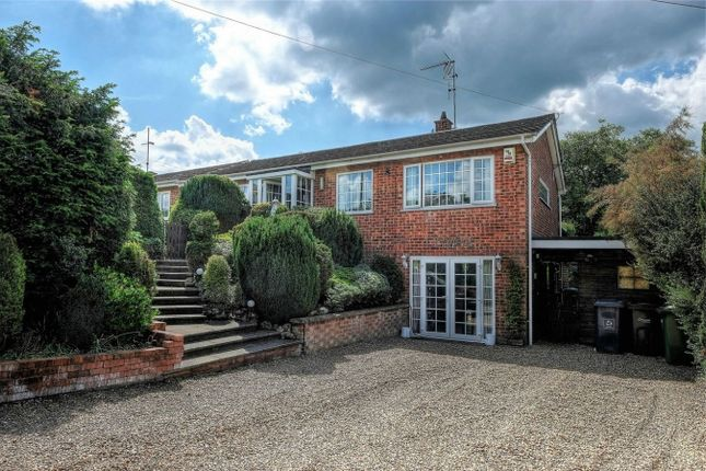 Thumbnail Detached bungalow for sale in Colton Road, Honingham, Norwich
