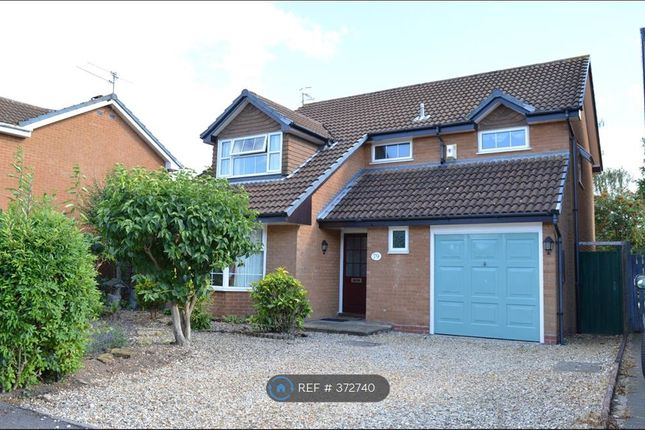 Thumbnail Detached house to rent in St Andrews Crescent, Stratford Upon Avon