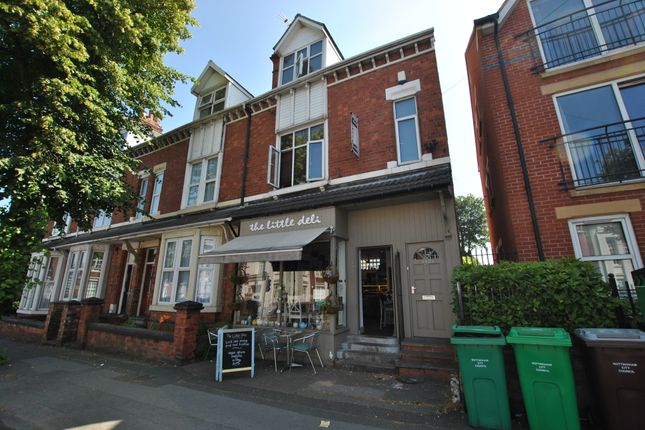 Thumbnail Retail premises for sale in 142 Hucknall Road, Nottingham