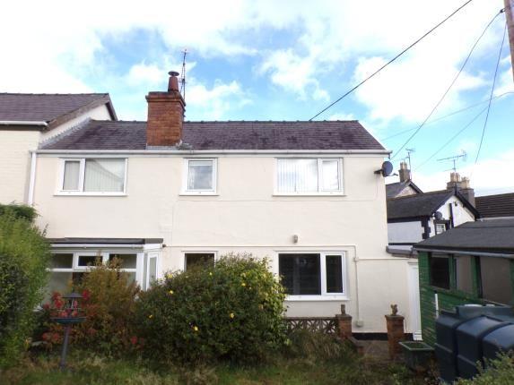 Thumbnail Semi-detached house for sale in Ffordd Y Llan, Treuddyn, Mold, Flintshire