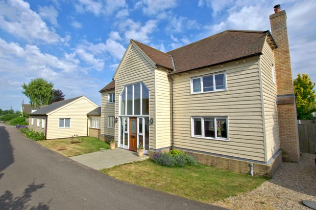 Thumbnail Detached house for sale in The Old Nursery, Duxford, Cambridge