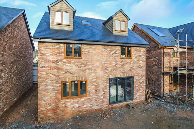 Thumbnail Detached house for sale in Hay Road, Builth Wells
