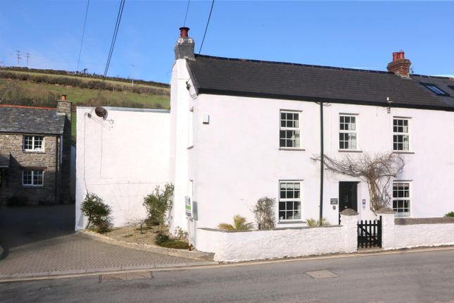 Thumbnail Semi-detached house for sale in St. Marys Road, Croyde, Braunton