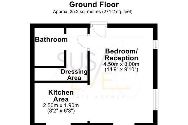 Floor Plan of Westlands Court, Thornton-Cleveleys FY5