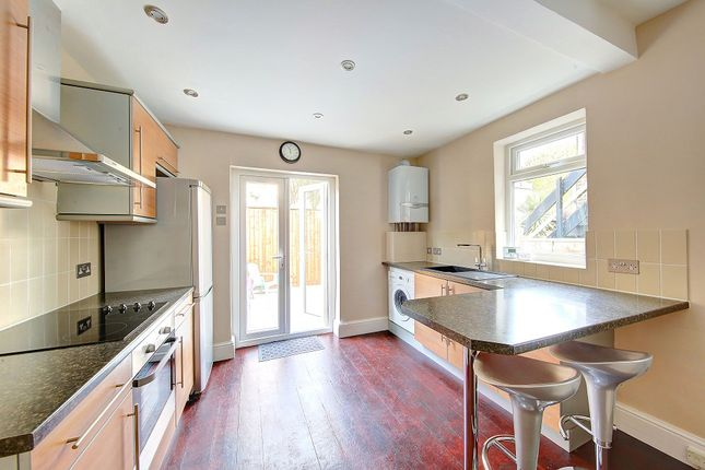 Flat to rent in Penwith Rd, London