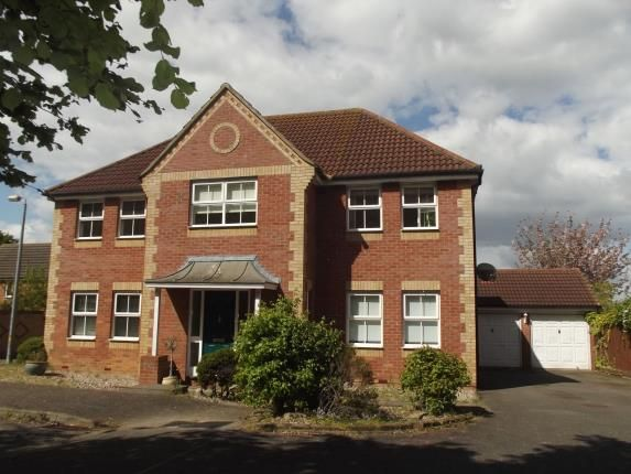 Thumbnail Detached house for sale in Northampton Close, Braintree