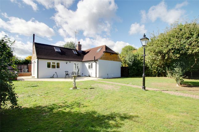 Thumbnail Detached bungalow to rent in Stroude Road, Virginia Water, Surrey