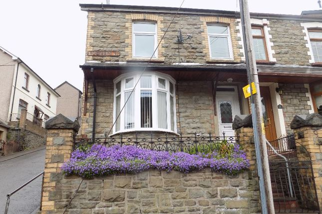 Thumbnail Terraced house for sale in Rosebery Street, Abertillery