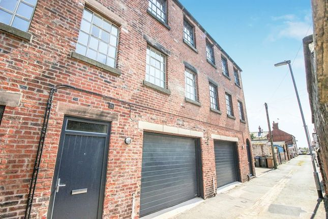 Thumbnail Town house for sale in West Street, Leek