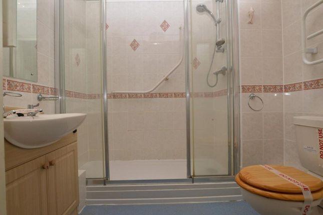 Shower Room of Stanley Court, Stanley Road, St Marychurch, Torquay, Devon TQ1