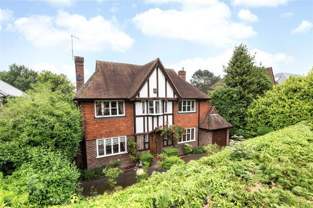 Thumbnail Detached house for sale in Wayneflete Tower Avenue, Esher, Surrey