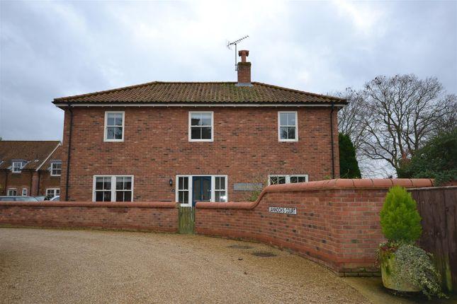Thumbnail Detached house for sale in Jannochs Court, Dersingham, King's Lynn