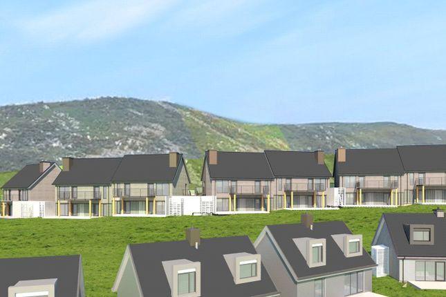 Thumbnail Flat for sale in Plot 7, Pistyll, Gwynedd