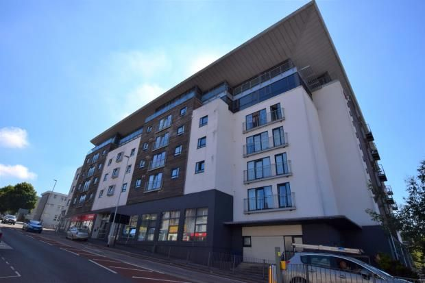 Thumbnail Flat for sale in Albert Road, Plymouth, Devon
