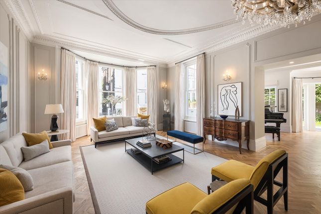 Thumbnail Detached house to rent in Upper Phillimore Gardens, Kensington, London W8.