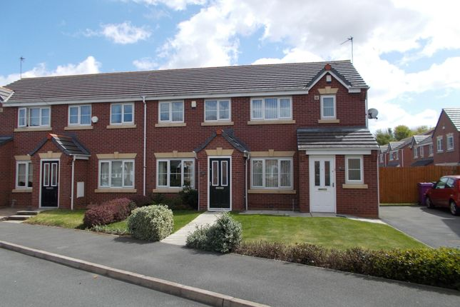 Thumbnail Town house to rent in Papillon Drive, Liverpool