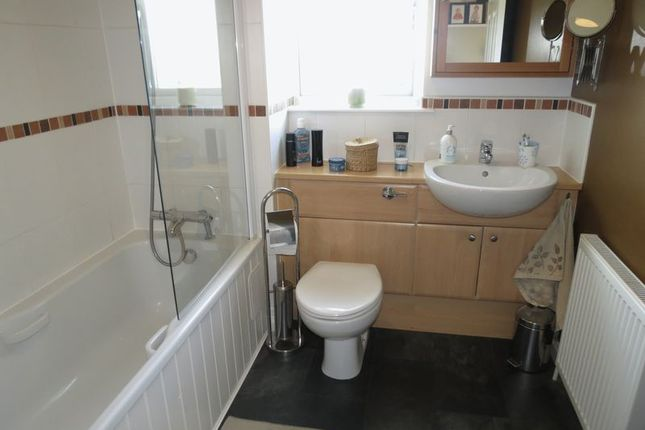 Bathroom of Greenwood Court, Inverness IV2