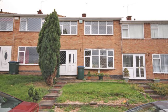 Thumbnail Terraced house to rent in Willoughby Close, Binley, Coventry