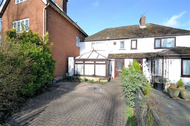 Thumbnail Terraced house for sale in Stroud Green, Newbury, Berkshire