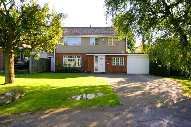 Thumbnail Detached house to rent in Homefield Road, Radlett