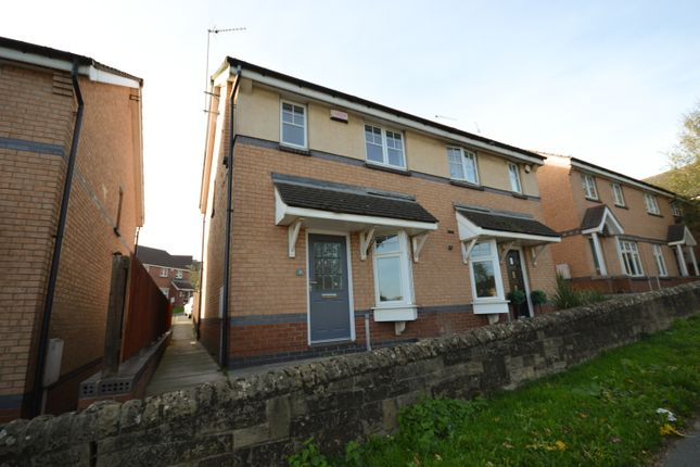 2 bed semi-detached house to rent in Rose Hill Close, Mosborough, Sheffield S20