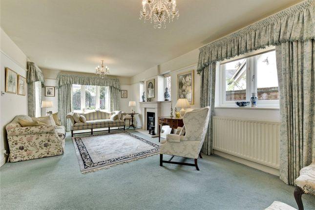 Living Room of South Road, Weybridge, Surrey KT13