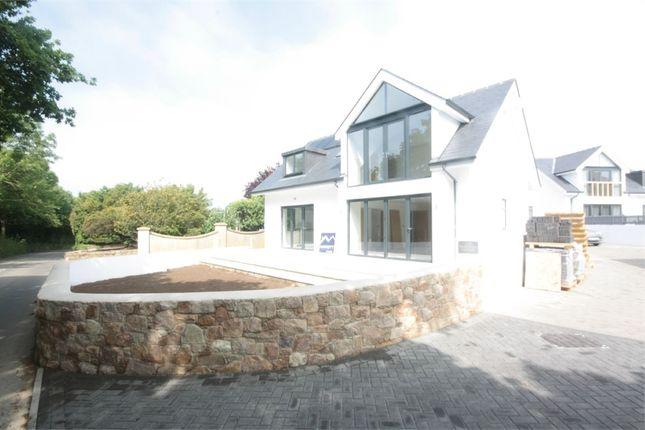 Thumbnail Detached house for sale in La Rue D'aval, St. Martin, Jersey