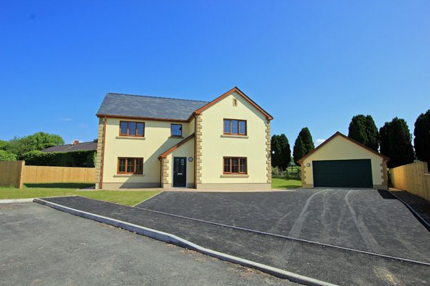 Thumbnail Detached house for sale in Plot 3 Glancothi Mansion, Allt Y Ferin Road, Pontargothi, Carmarthen, Carmarthenshire