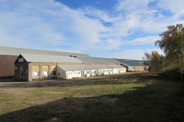 Thumbnail Light industrial for sale in Marriott Way, Melton Constable