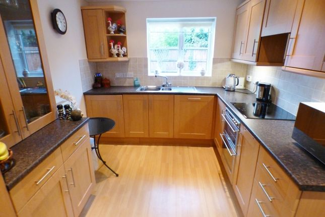 Detached house for sale in Pitcairn Crescent, Torquay