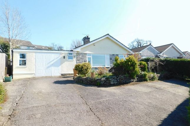 Thumbnail Detached bungalow for sale in Greenmeadow, Machen, Caerphilly