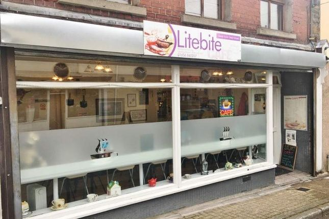 Restaurant/cafe to let in 42 High Street, Ogmore Vale