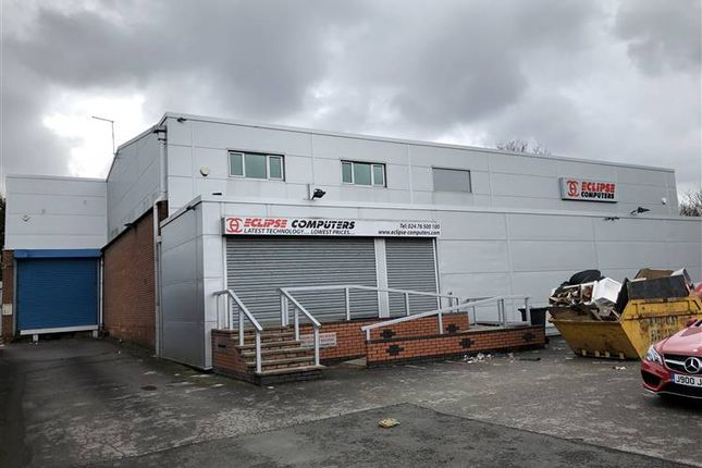 Thumbnail Commercial property to let in Part 106, St. Nicholas Street, Coventry, West Midlands