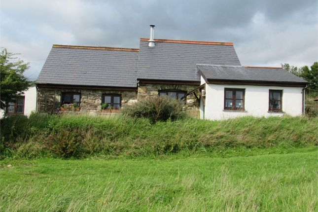 Thumbnail Detached house for sale in Ysgol Hill, Rosebush, Clynderwen, Pembrokeshire