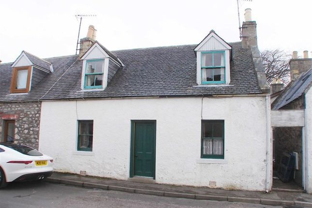 Thumbnail Terraced house for sale in Westmorland Street, Fochabers, Moray