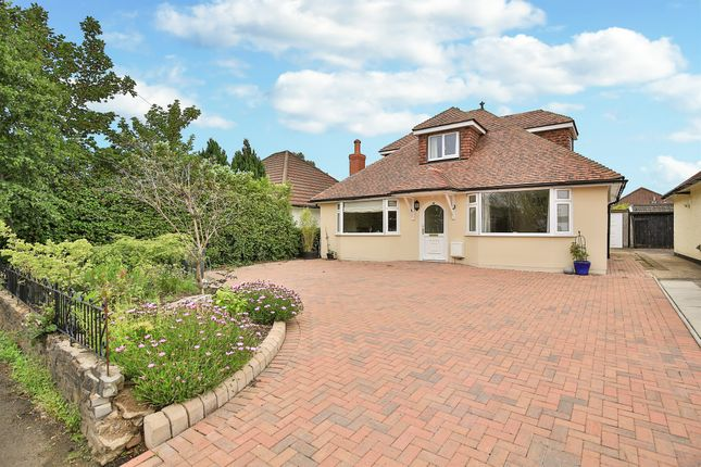 Thumbnail Detached bungalow for sale in Tyn Y Parc Road, Rhiwbina, Cardiff