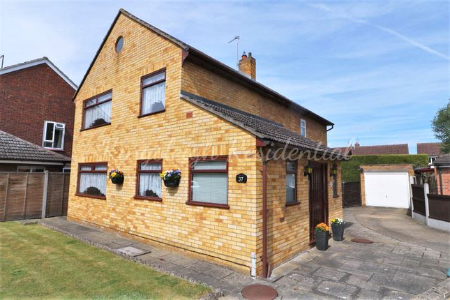 Thumbnail Detached house for sale in Alan Way, Colchester, Essex