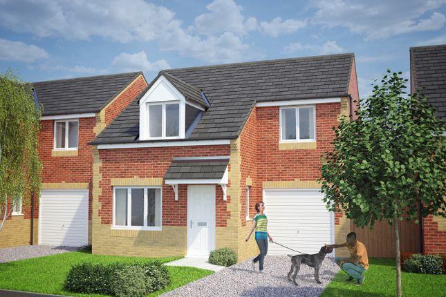 3 bedroom detached house for sale in Plot 88, Liffey, Briar Lea Park, Longtown, Carlisle