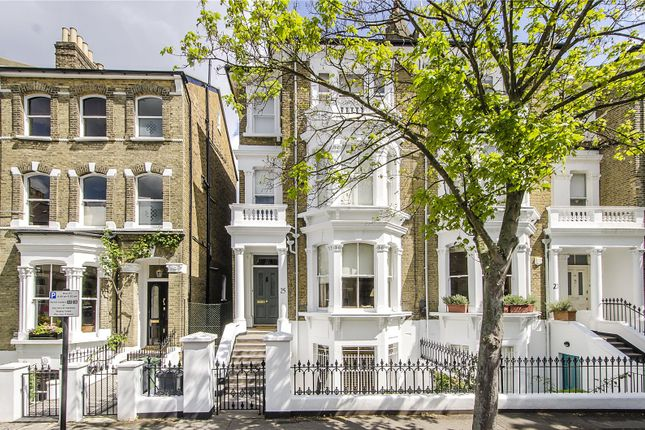 Thumbnail Semi-detached house for sale in Gauden Road, Clapham, London
