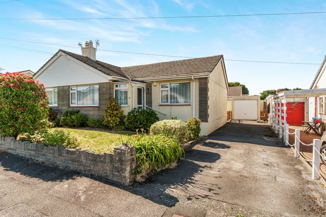 Thumbnail Semi-detached house for sale in Taylor Close, Saltash