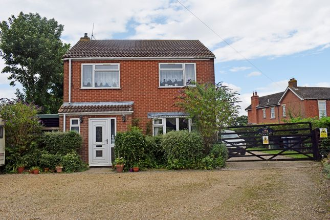 Thumbnail Detached house for sale in Bottom Green, Upper Broughton, Melton Mowbray