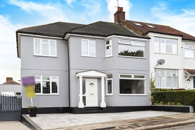 Thumbnail Semi-detached house for sale in Bedford Ave, Barnet