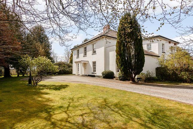 Thumbnail Detached house for sale in Llysonnen Road, Carmarthen, Carmarthenshire.
