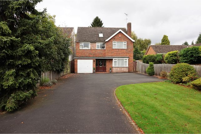Thumbnail Detached house for sale in Park Road, Hagley, Stourbridge